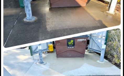 Concrete Paver Refresh – February 2021